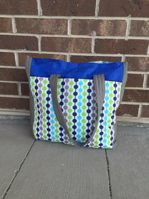 Urban Traveler Tote Bag Pattern