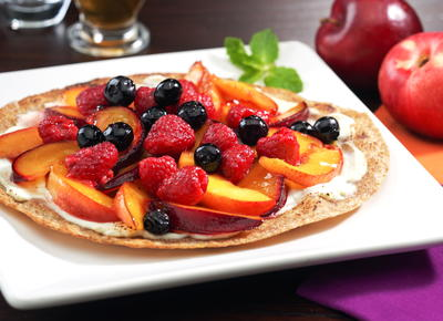 Fresh Fruit Pizza
