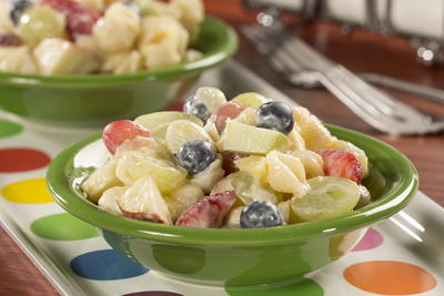 Fresh Fruit Shell Salad