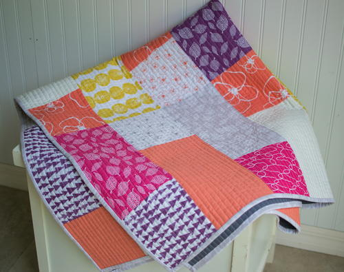 Fizzy Fat Quarter Quilt Favequilts Com