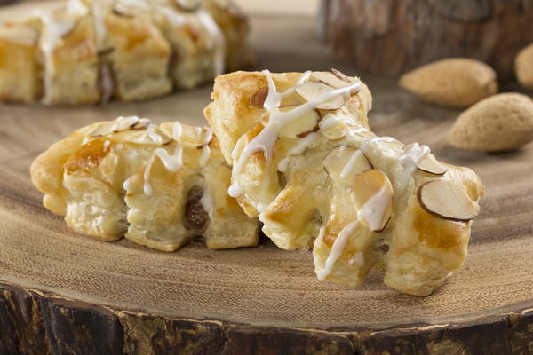 Almond Bear Claws | MrFood.com
