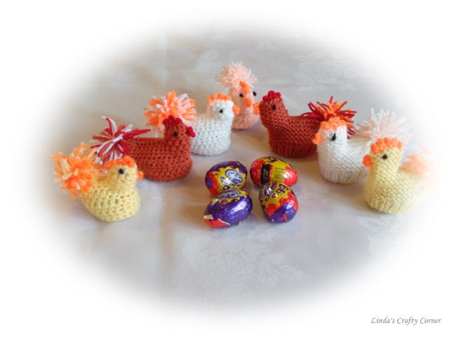 Easter Chick Crochet Pattern Favecrafts
