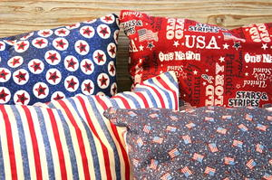 Patriotic Throw Pillow Pattern