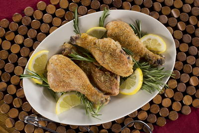 EDR Tangy Roasted Drumsticks
