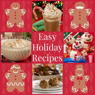Holiday party appetizers drinks mrfood holiday party appetizers drinks forumfinder Choice Image