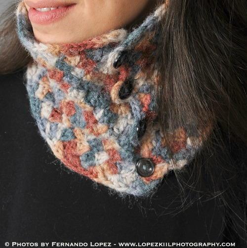 Crochet Neck Warmer Pattern Allfreecrochet