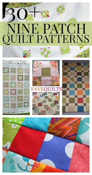 900 free quilting patterns favequilts 30 free nine patch quilt patterns other nine patch designs fandeluxe Choice Image