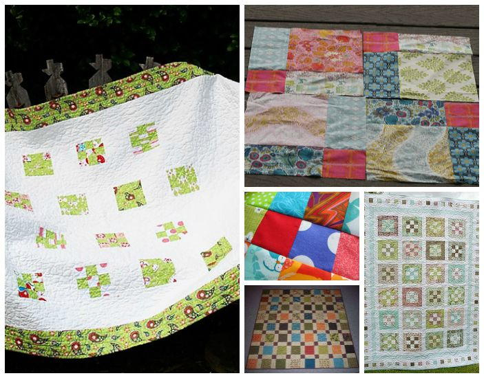 Easy 9 Patch Quilt Patterns Free - guild-zip