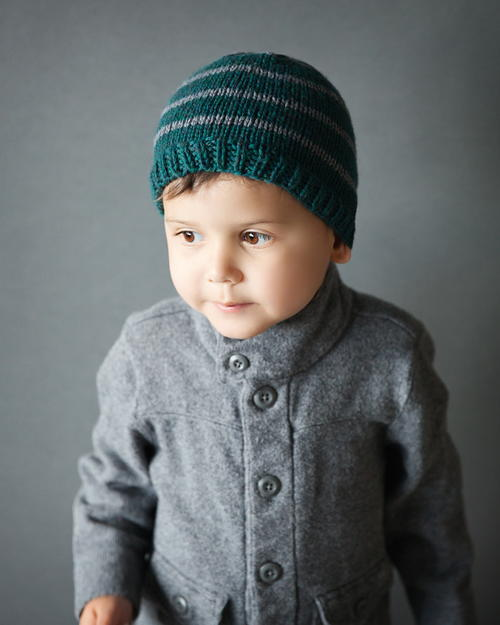 Toddler Boy Knit Hat Pattern Allfreeknitting