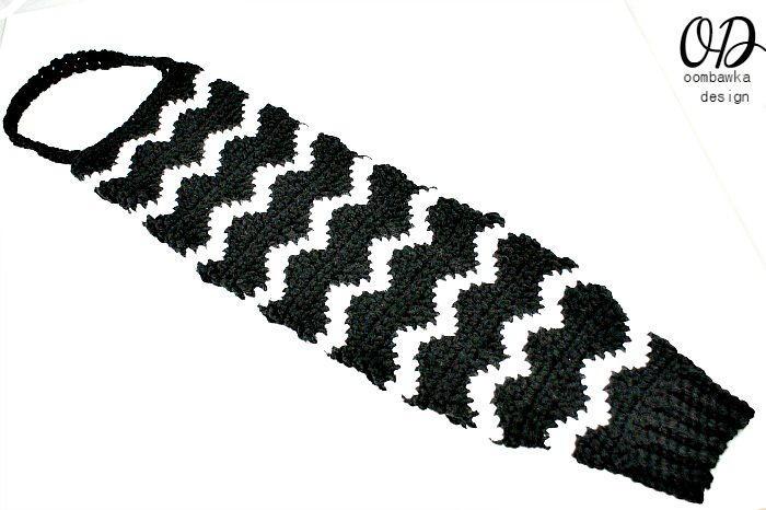 Convenient Crochet Grocery Bag Holder Allfreecrochet