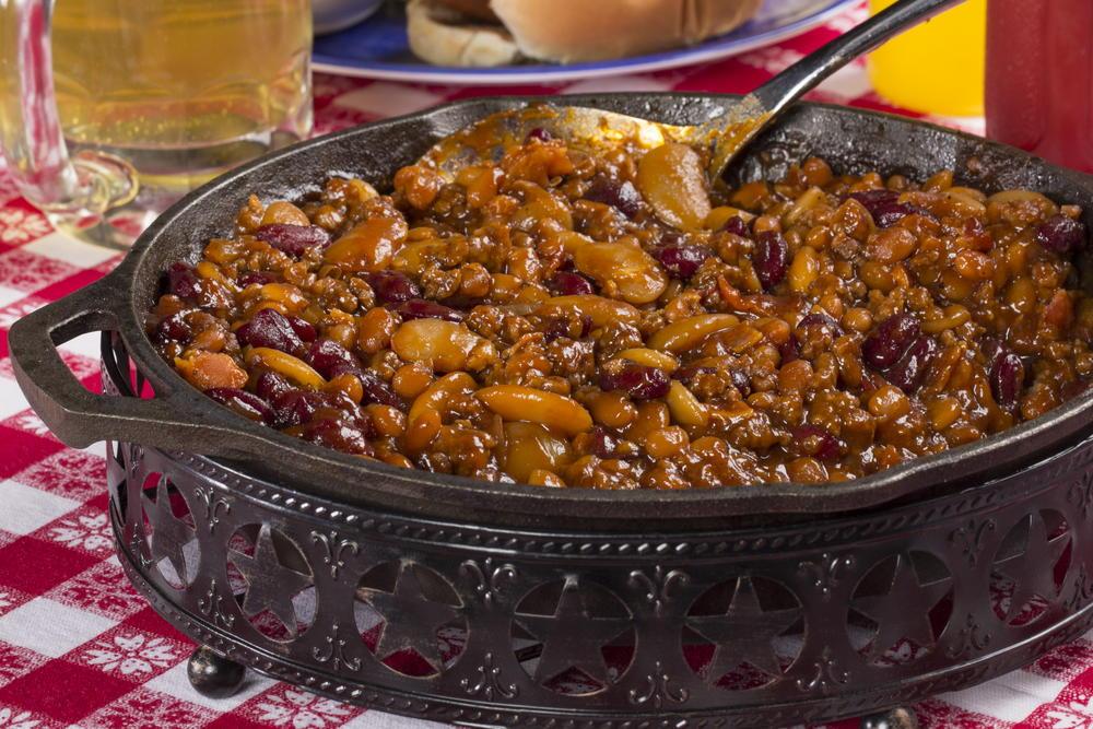 Hillbilly Baked Beans Mrfood Com