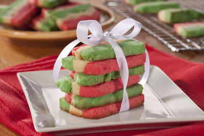 Holiday Butter Cookies