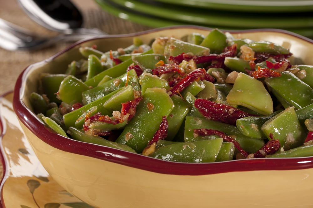 Homestyle Green Beans Mrfood Com