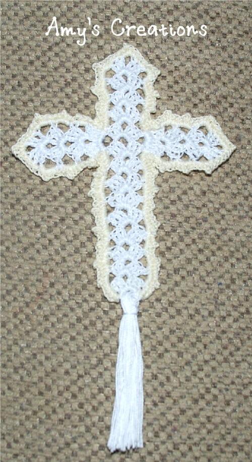 Crochet Cross Pattern Allfreecrochet