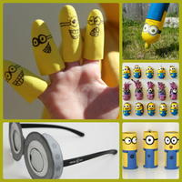 13 Minion Craft Ideas for Kids