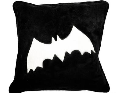 Bat-tastic No Sew Pillow