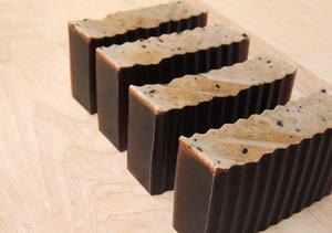 Chocolate DIY Soap Bars