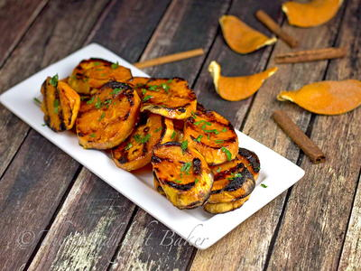 Zesty Maple Sweet Potatoes