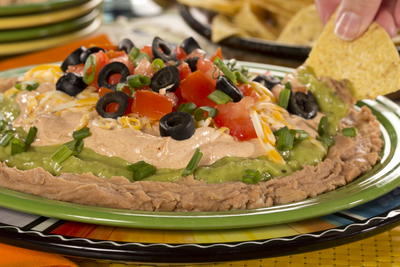 Lighter 7-Layer Dip