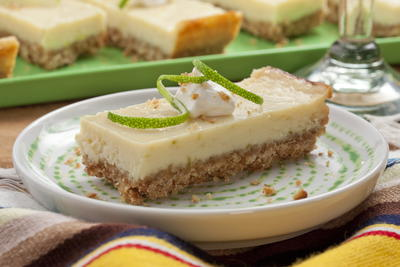 Lime Margarita Bars