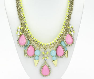 Sugar Pop Necklace