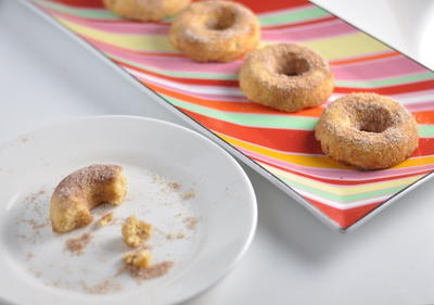 Low-Carb Cider Mill Donuts