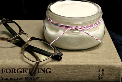 Lavender Shea Butter Lotion Recipe