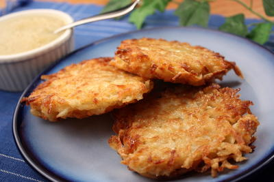 14 of the best vegetable and potato pancakes mrfood perfect potato pancakes ccuart Choice Image