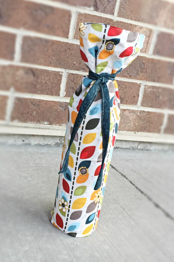 One Hour Wine Bottle Bag