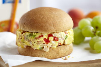 Microwave Denver Scramble Slider
