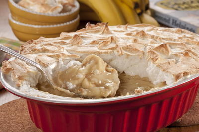 Miss Hudsons Banana Pudding