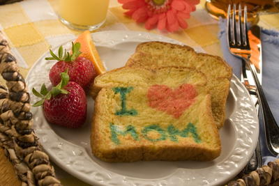 Painted French Toast