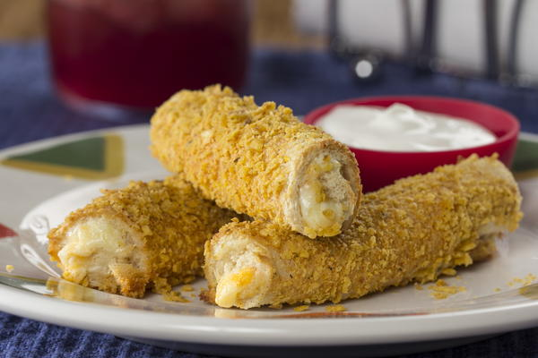 Stuffed Tex-Mex Rollups