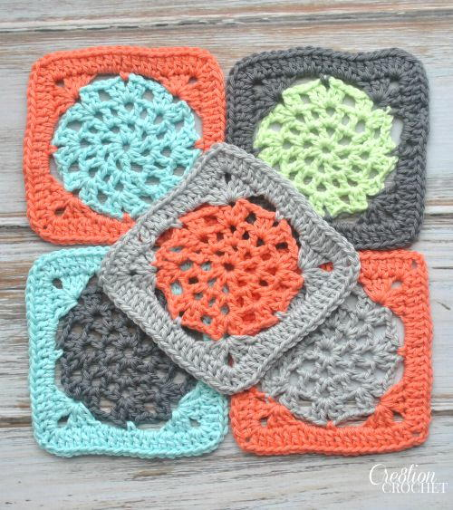 Fun And Easy Lace Crochet Flower Pattern Allfreecrochet