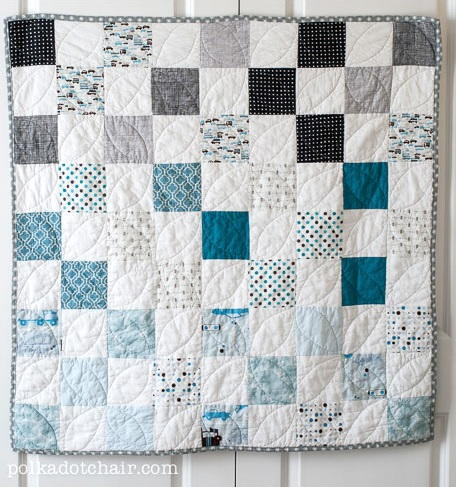 30 Baby Quilt Patterns Blankets Bags And More Favequilts