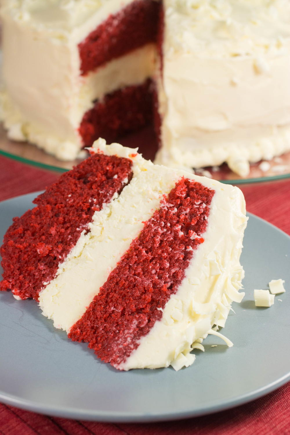 Decadent Red Velvet Cheesecake Favesouthernrecipes Com