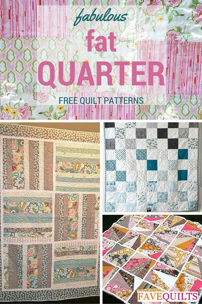 Quilting with Precuts: 100+ Precut Quilt Patterns | FaveQuilts.com : fat quarters for quilting - Adamdwight.com