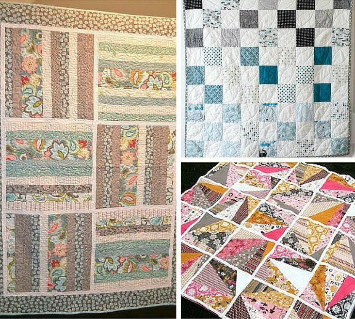 Fat Quarter Small Quilts 71