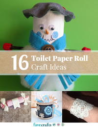 16 Toilet Paper Roll Craft Ideas Recycled Crafts