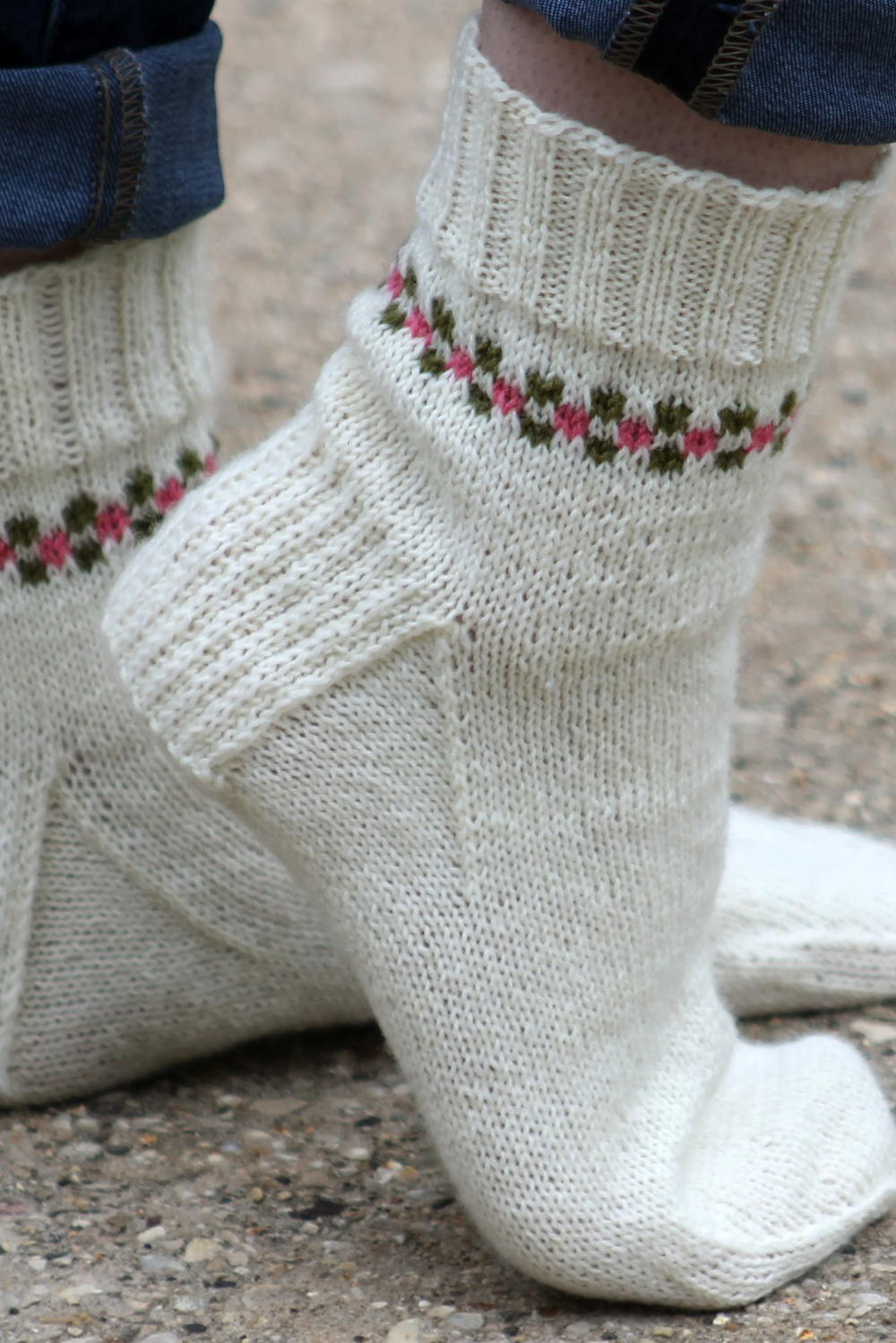 Free Sock Patterns For Knitting