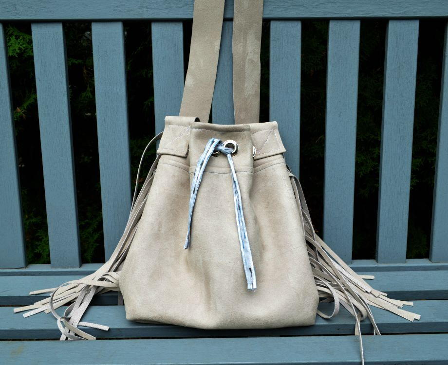 Fabulous Fringe Bag Pattern Allfreesewing