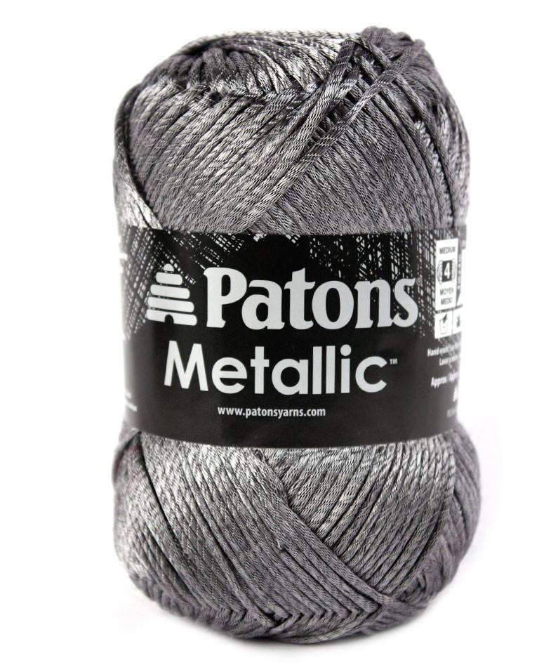 Patons Metallic Yarn   AllFreeCrochet.com