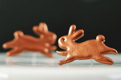 Bouncing Bunny Earrings