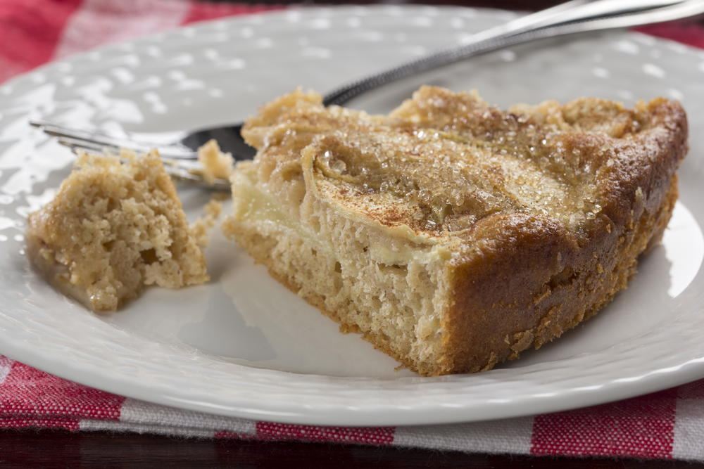 Diabetic Apple And Cinnamon Cake