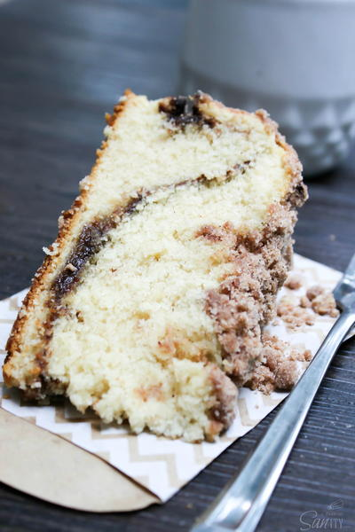 Low Fat Cinnamon Coffee Cake 56