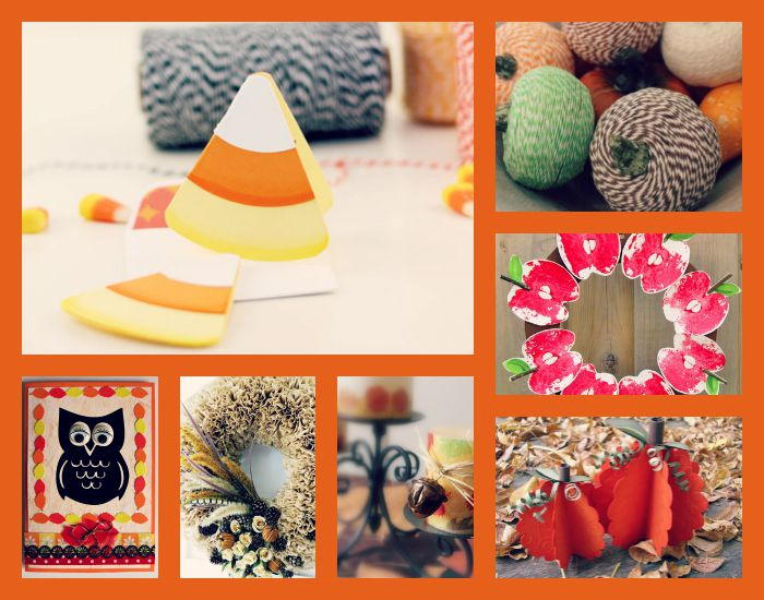 Awesome Autumn Paper Craft Ideas Allfreepapercrafts