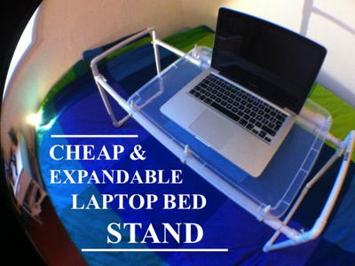 Diy Laptop Stand Diyideacenter Com