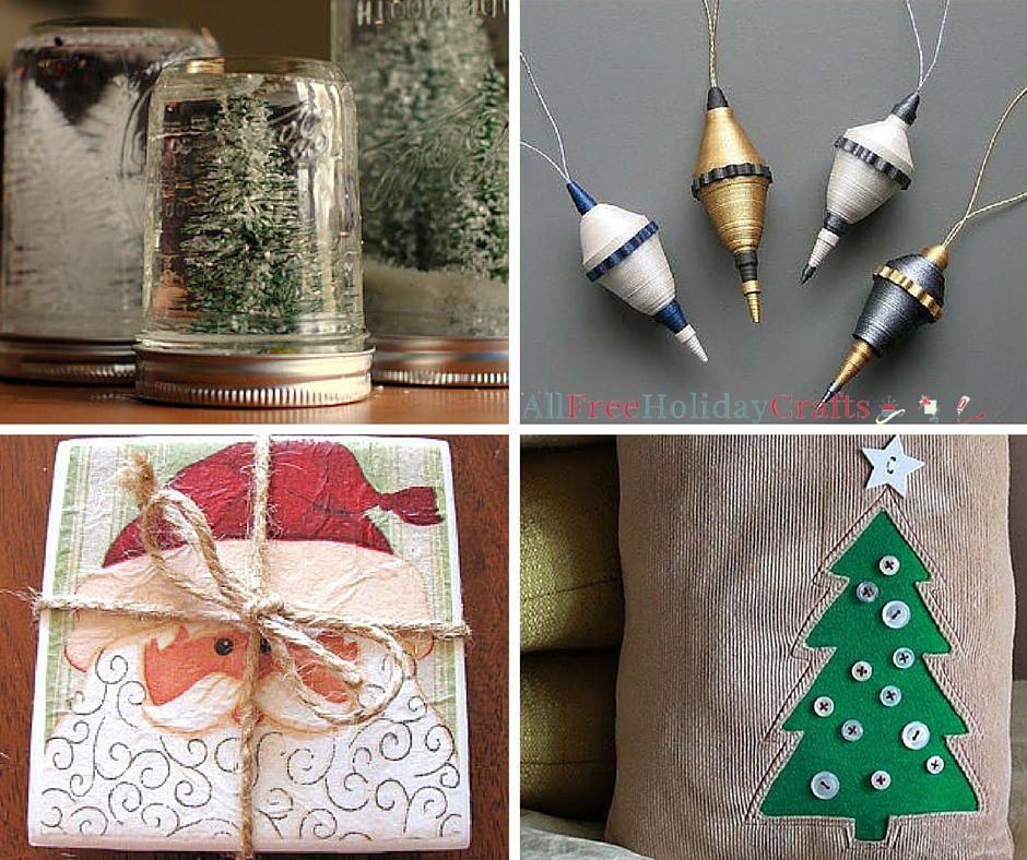 Christmas Craft Ideas To Sell Uk Easy Crafts Make At The Last Minute