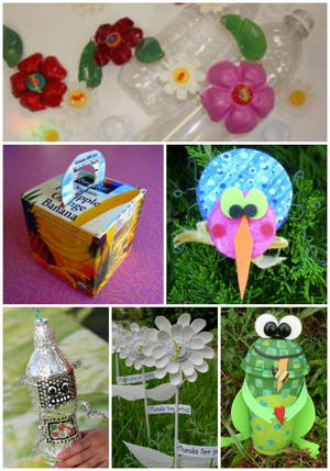 Plastic Bottle Crafts New Plastic Bottle Decorations