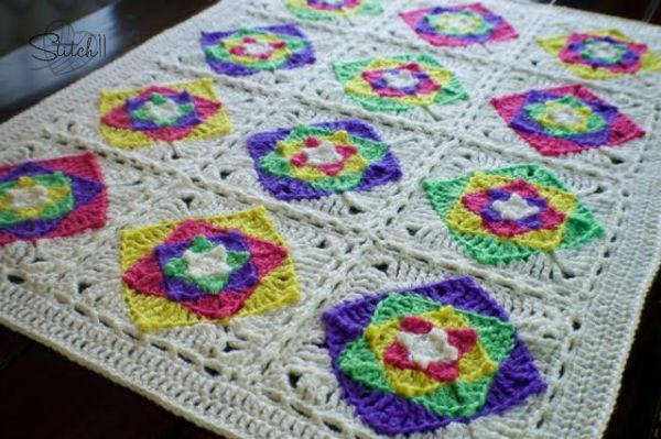 50 Crochet Baby Blanket Patterns Allfreecrochet